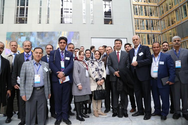 سفر هیات اعزامی اتاق ایران به آلمان