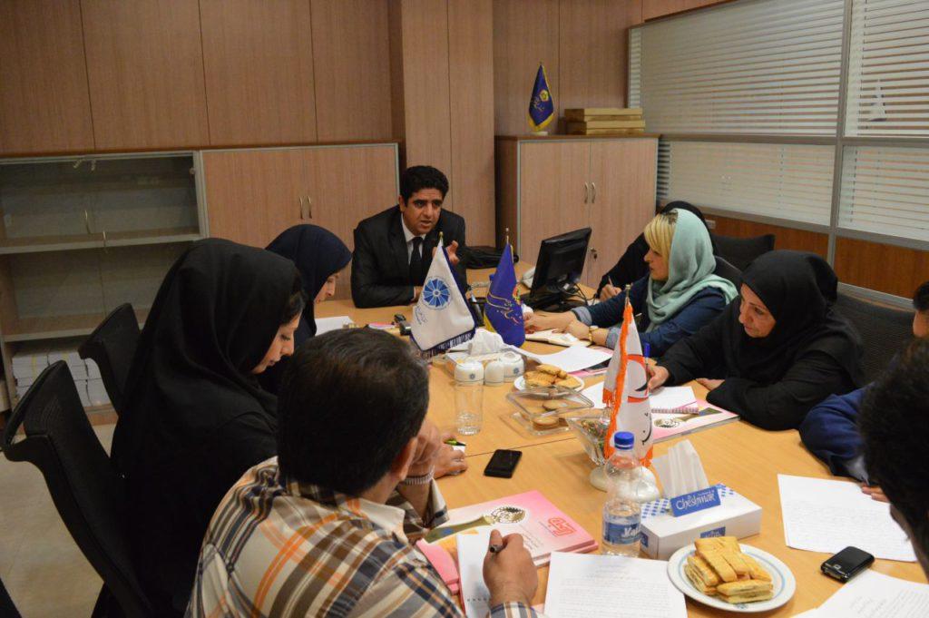 گزارش تصویری نشست خبری فرشید شکرخدایی نایب رئیس انجمن مدیریت کیفیت