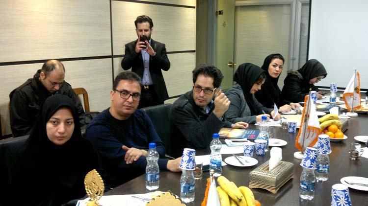 نشست خبری هشتمین جشنواره ملی بهره وری
