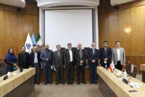 برگزاری نخستین جلسه شورای راهبری مرکز مدیریت فناوری و نوآوری توسعه پایدار در سازمان مدیریت صنعتی